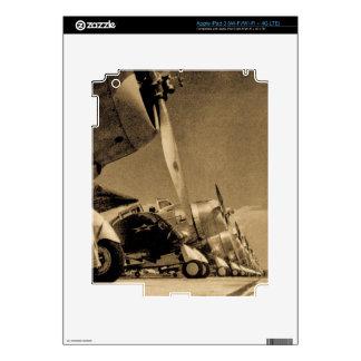 World War II Douglas SBD Dauntless Bomber Planes Skins For iPad 3