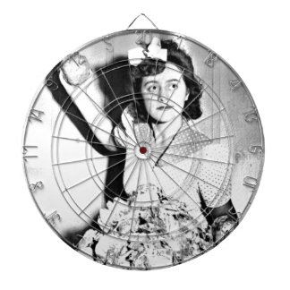 World War II Effort: The Homefront Dartboard