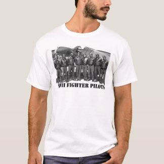 WORLD WAR II FIGHTER PILOTS T-Shirt