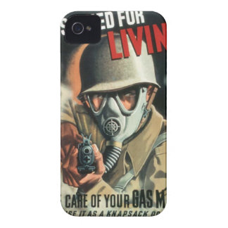 World War II iPhone 4 Case