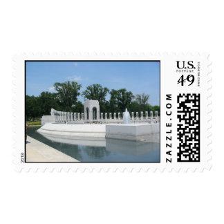 World War II Memorial Stamp