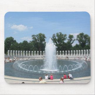 World War II Memorial Washington DC Mouse Pad