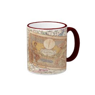 World War II Money France Ringer Mug