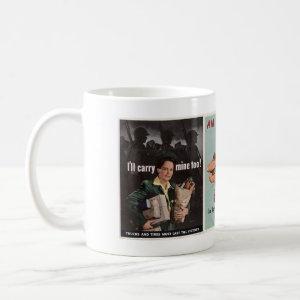 World War II Mug mug