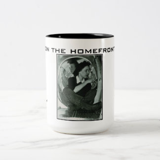 World War II - On the Homefront Beverage Mug