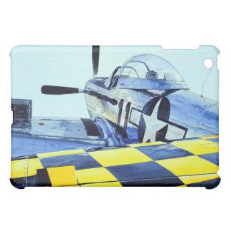 World War II P-51 Mustang fighter airplane iPad Mini Covers