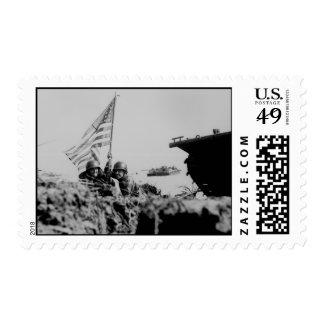 World War II Postage Stamp