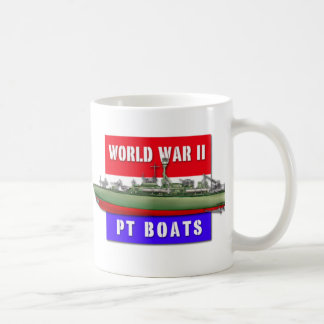 World War II PT Boats Coffee Mug