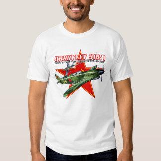 WORLD WAR II RUSSIAN YAK FIGHTER SHIRT