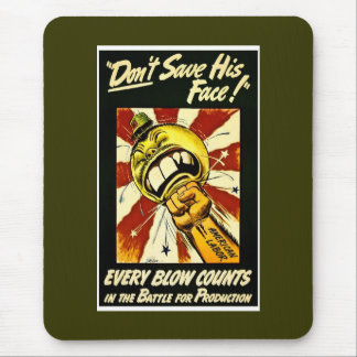 World War II - Vintage - American Labor Mouse Pads