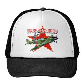 WORLD WAR II YAK-1 AIRPLANE HAT