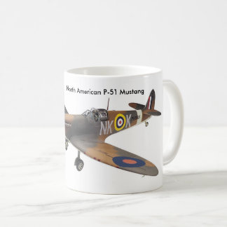 World War ll Aircraft for Classic White Mug