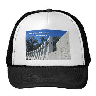 World War ll Memorial, Washington DC Trucker Hat