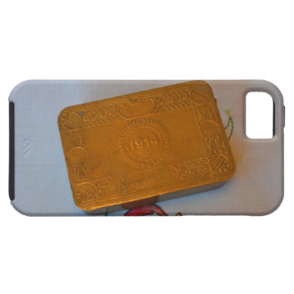 World War One Christmas Tin iPhone 5 Cover