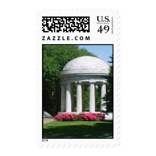 World War One Memorial Stamps