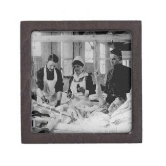 World War One Nurse Field Hospital Gift Box