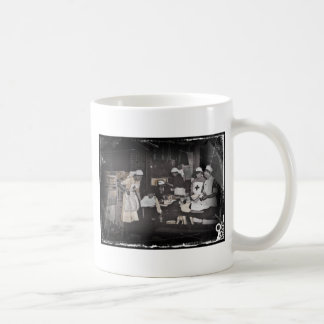 World War One Nurses Aid Station Coffee Mug