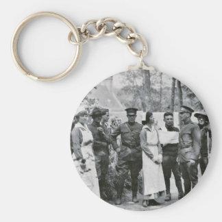 World War One Nurses Key Chains