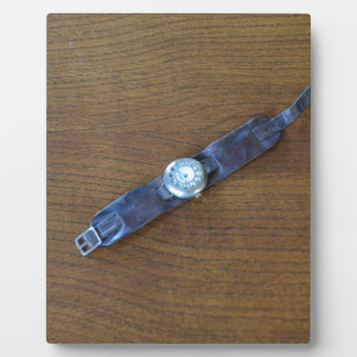 World War One Trench Watch Display Plaque