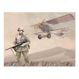 World War! Postcard