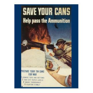 World War Postcards, War Work Effort Postcard