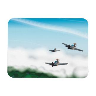 World War Two Aeroplanes Magnet