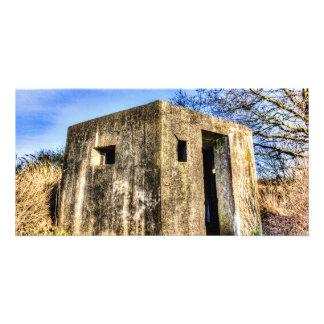World War Two Bunker Card