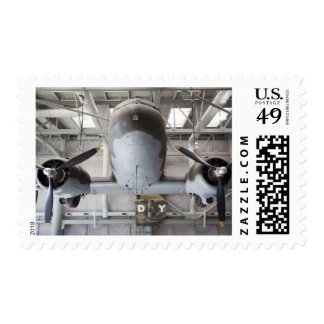 World War Two C-47 Dakota transport aircraft, Postage Stamp