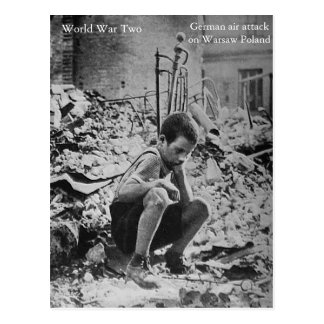 World War Two postcard