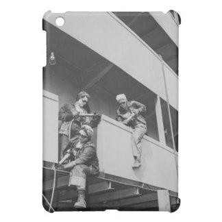 World War Two Women Chipping Slag iPad Mini Cover