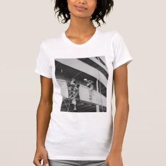World War Two Women Chipping Slag Shirt