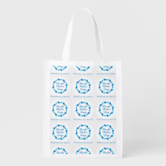 World water day March 22 Market Tote