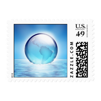 World Water Day Postage Stamps