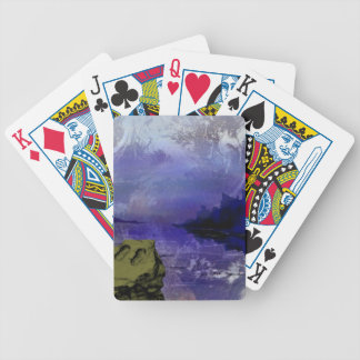 World We Share Playing Cards