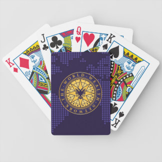 World Wealth Network Bicycle Playing Cards