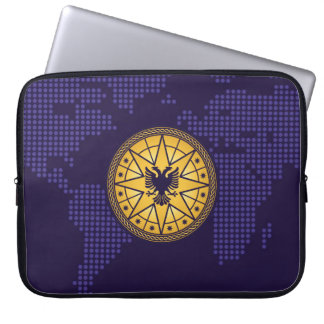 World Wealth Network Computer Sleeve