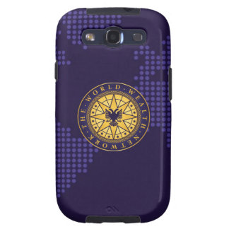 World Wealth Network Galaxy S3 Cases