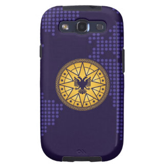World Wealth Network Galaxy SIII Covers