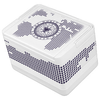 World Wealth Network Igloo Can Cooler