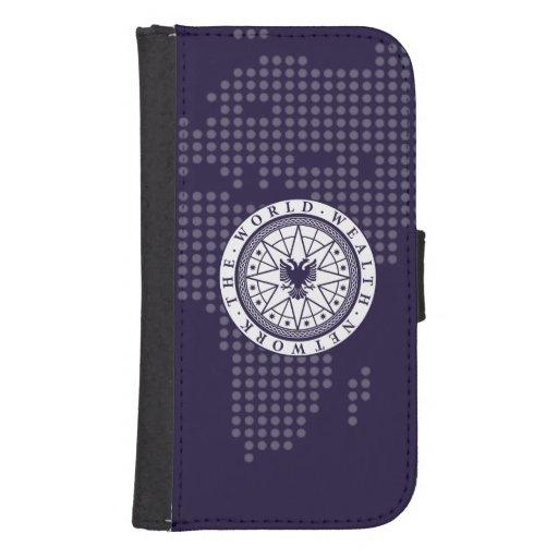 World Wealth Network Samsung Wallet Case Phone Wallet