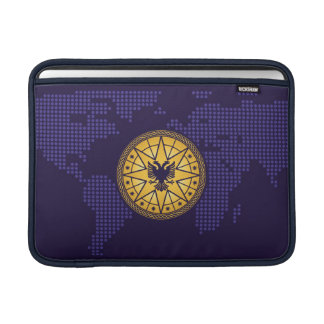 World Wealth Network Sleeve For MacBook Air
