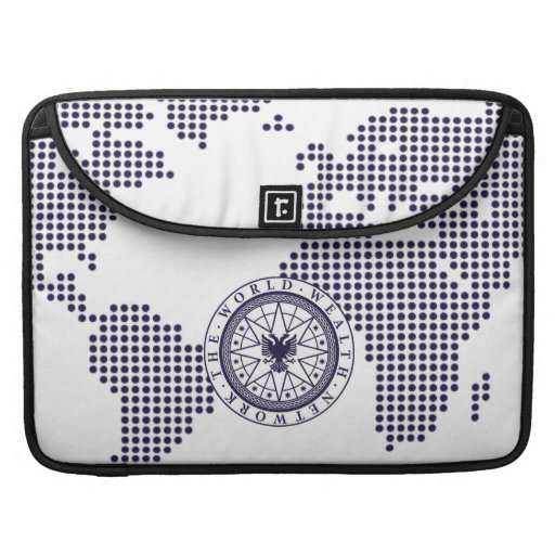 World Wealth Network Sleeves For MacBook Pro