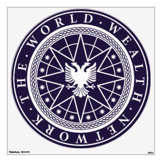World Wealth Network Wall Decal