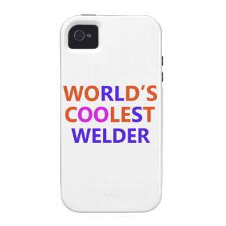world welder Case-Mate iPhone 4 cover