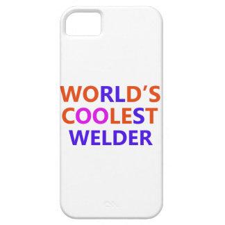 world welder iPhone 5 cases