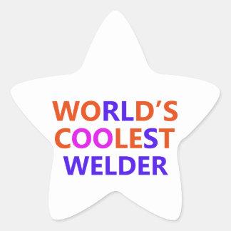 world welder star stickers