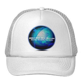 WORLD WIDE AUTO HELP.COM TRUCKER HAT
