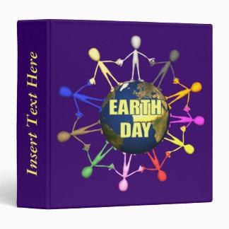 World Wide Earth Day Avery Binder
