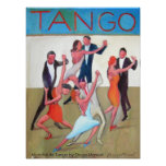 World-wide of tango poster