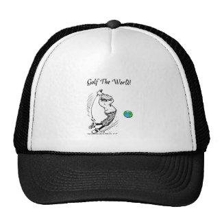 World Wide Trucker Hat